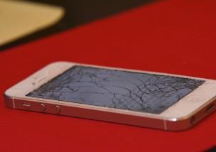 iPhoneの画面交換